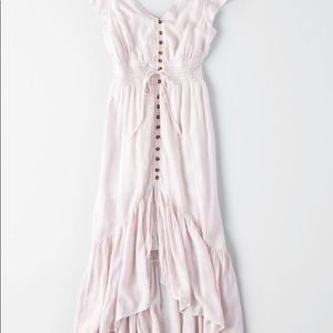 American Eagle high-low dress